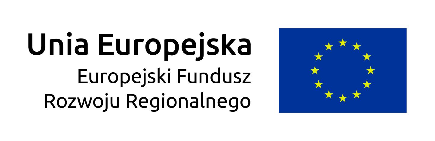 Znalezione obrazy dla zapytania europejski fundusz rozwoju regionalnego logo